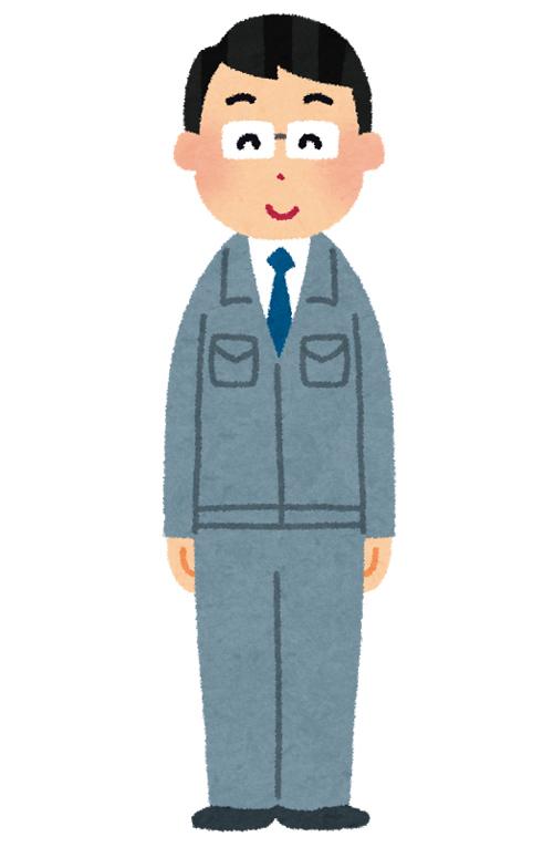 00226作業服