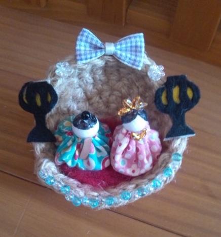 2016.01ミニひな人形