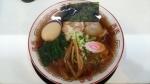 㐂八 中華蕎麦+味玉 15.12.13