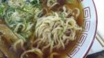 㐂八 中華蕎麦 麺① 15.12.13