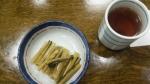 かぎもとや本店 野沢菜とお茶 15.12.31
