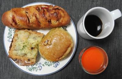 朝食セットB