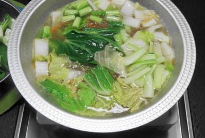 野菜ちゃんこ