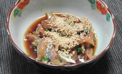 秋刀魚の琉球