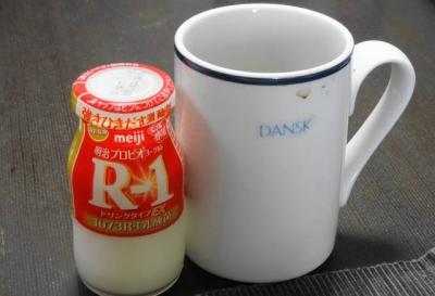 ヨーグルト&コーヒー