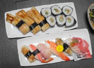 阪神百貨店のお寿司
