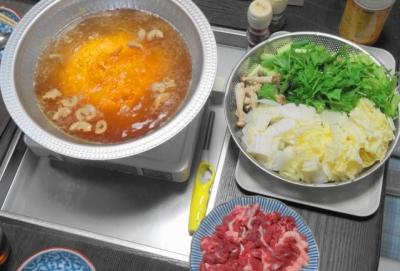 鴨鍋セット