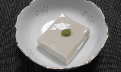 高野山 ごま豆腐