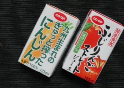 代替 人参・りんご・レモンジュース