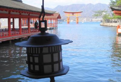 厳島神社 水中回廊