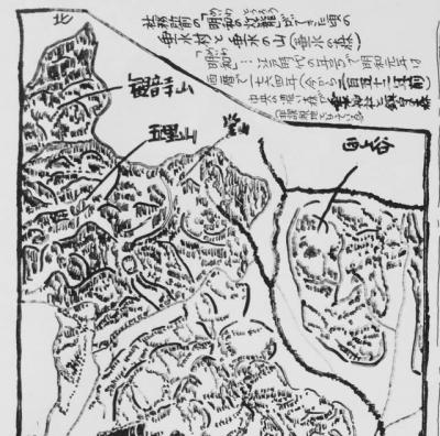 垂水神社 古地図 (1)