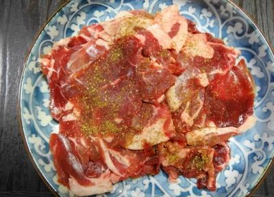 猪肉 ぼたん鍋用スライス