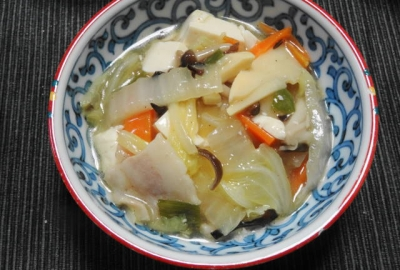 八種八宝菜 取り鉢