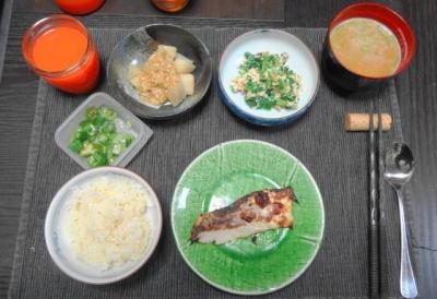 肉味噌小芋、マクロビパワー食