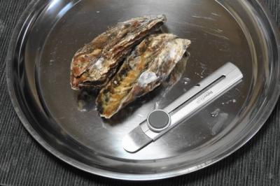 生牡蠣&シーナイフ