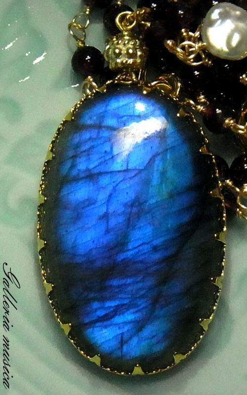 天然石のネックレス6