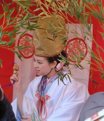160114-今宮戎神社福娘-2
