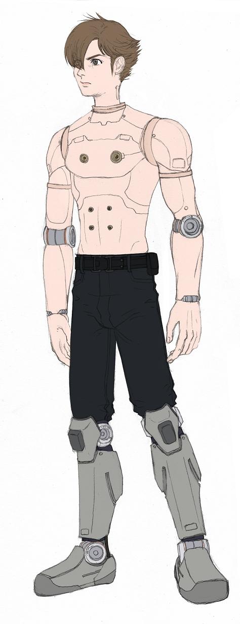 cyborg 009_5