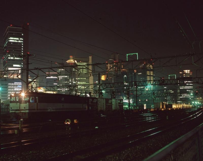 梅田貨物ターミナル