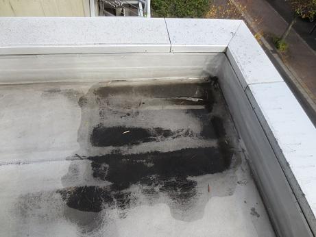 屋上防水アップ