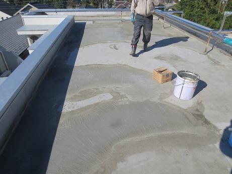 屋上防水1128埋める2