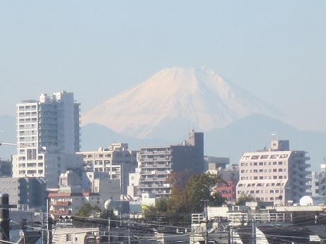 屋上防水1128富士山2
