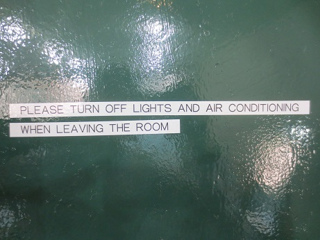 DIYのルール表示