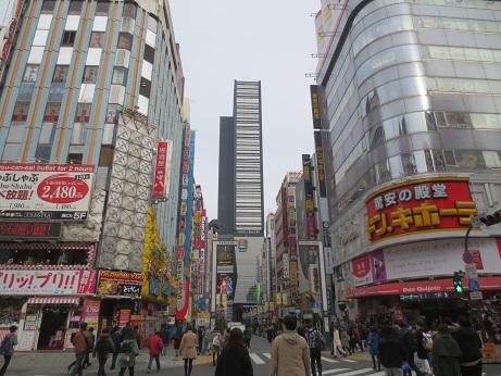 歌舞伎町街並み3