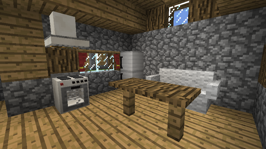 MrCrayfishs Furniture Mod-2