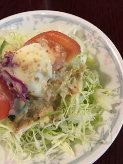 コーヒー&レストラン ジロー サラダ