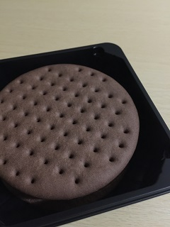 ロイズ アイスデザートサンド(チョコレート)2