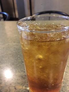 うどんとパフェの店 雪花々 アイスウーロン茶2