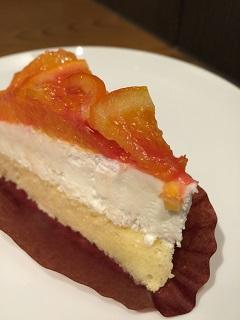 スターバックスコーヒージャパン オレンジケーキ