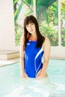 夏目雅子04競泳水着03