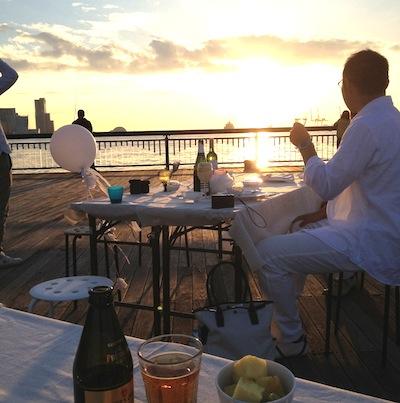 2015夕陽レストラン3