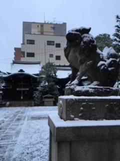 2016 01 20 京都 雪-1
