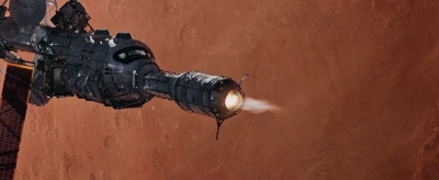 The Martian movie image 2a (spacecraft)