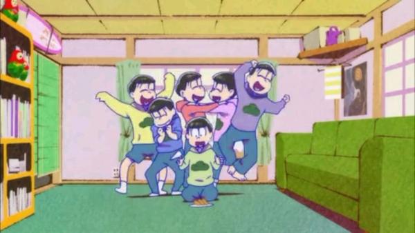 おそ松さん 7話「4個」