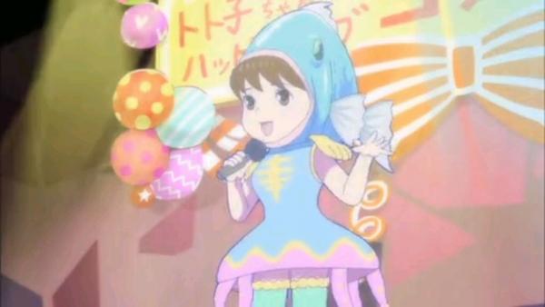おそ松さん 8話「トト子の夢」