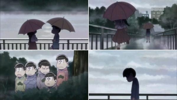 おそ松さん 9話「恋する十四松」