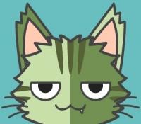 プロフィール画像 化け猫