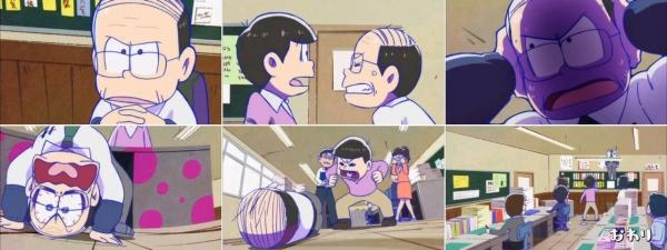 おそ松さん 14話「チョロ松先生」