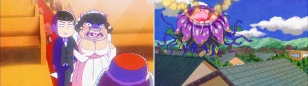 おそ松さん 15話「チビ太の花の命」
