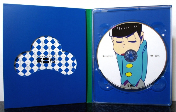 DVD おそ松さん 第二松 [DISC]