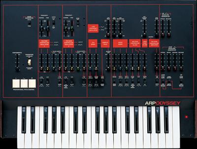 ARP Odyssey Rev3