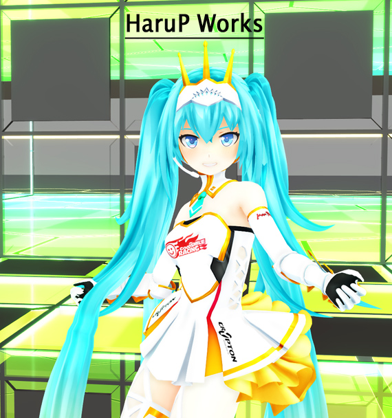 RQ MIKU Dancing