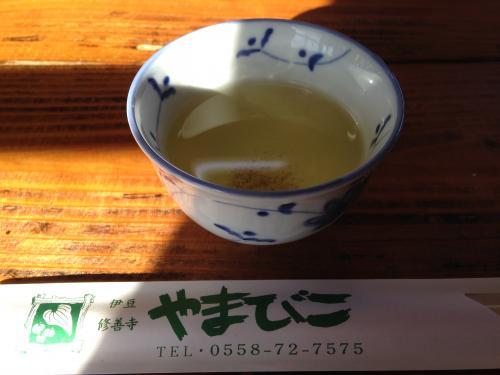 やまびこ 蕎麦茶