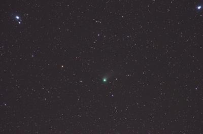 ミザールと彗星2