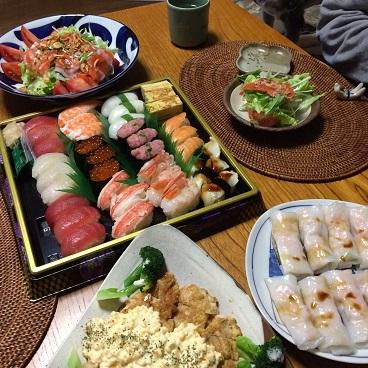 大晦日 お寿司
