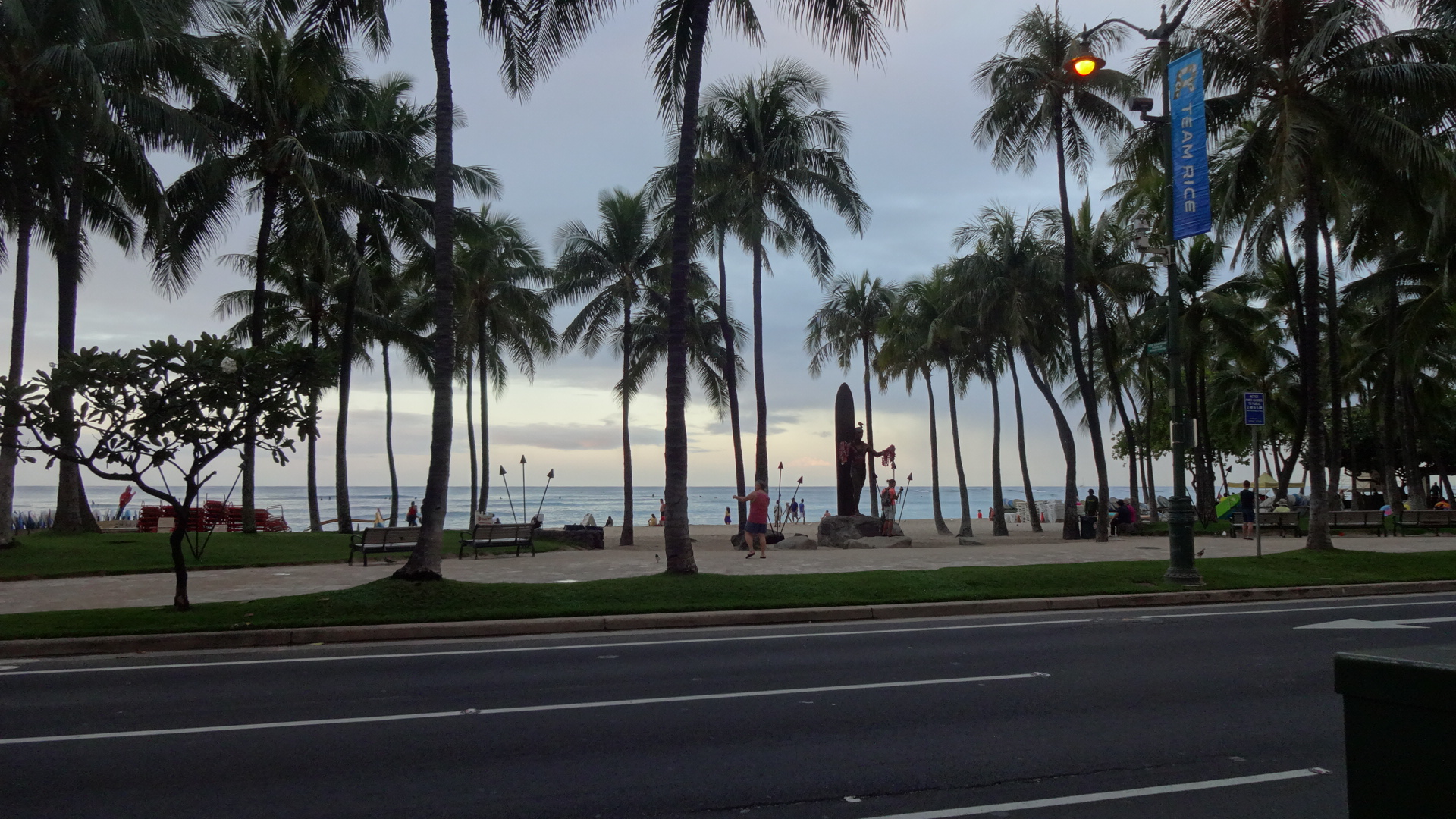 ハワイ1_風景